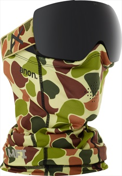 Anon Mid-Weight Neckwarmer Anon MFI Only MFI Facemask, Duck Camo