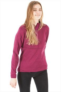 Montane Sirenik Pull-On Women's Stretch Fleece Jacket, S Dahlia