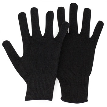 Horizon Verbier Thermolite Thermal Glove Liners Adult's Black