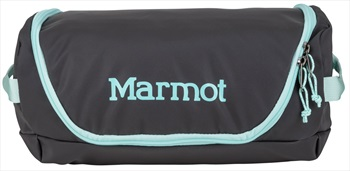 Marmot Compact Hauler Travel Bag - 10L, Dark Charcoal / Blue Tint