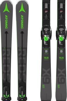 Atomic Redster X9 WB X 12 Skis, 176cm Grey/Green 2021