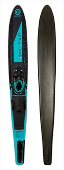 "O'Brien Pro Tour Ladies' Slalom Water Ski, 64"" Bl Aqua 2020"