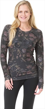 Picture Womens Milita Thermal Top, S Versailles
