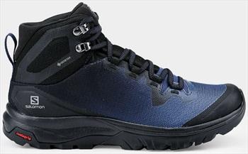Salomon Vaya Mid GTX Women's Hiking Boots, UK 4 Sargasso Sea