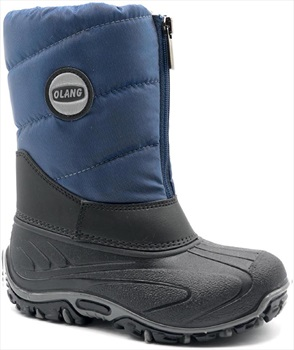 Olang BMX Kids Winter Snow Boots, UK 1.0/2.5 Navy