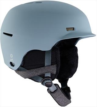 Anon Raven Women's Ski/Snowboard Helmet, S Grey