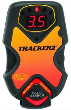 BCA Tracker 2 Avalanche Transceiver Beacon Black/Orange