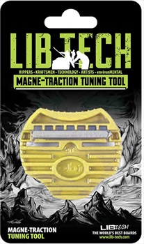 Lib Tech Magne-Traction Edge Tuner Snowboard Servicing Tool