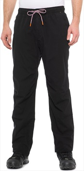 Gramicci All-Access Pant Regular Cotton Climbing Trousers, XL Black