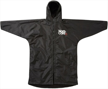 Northcore Beach Basha Pro Dressing/Changing Robe Jacket, S/M Black