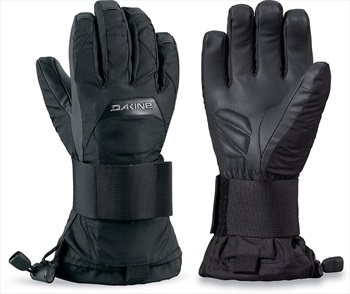 Dakine Wristguard Jr Kid's Ski/Snowboard Gloves, S Black