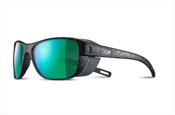 Julbo Camino SP3+ Trekking Sunglasses, Gray Tortoiseshell/Green