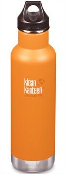 Klean Kanteen Insulated Classic Water Bottle, 592ml Lemon Curry