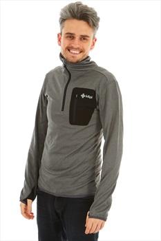 Kilpi Elijah Men's Fleece Jacket - 3XL, Grey