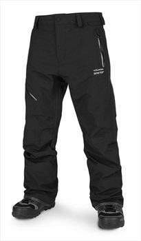 Volcom L Gore-Tex Ski & Snowboard Pants XL Black