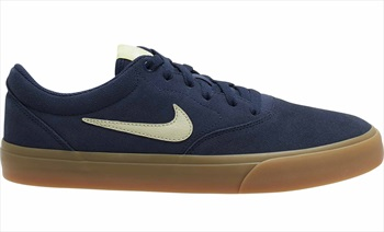 Nike SB Charge Suede Solarsoft Trainers Skate Shoes UK 10.5 Midnight