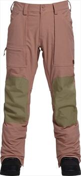 Burton Southside Snowboard/Ski Pants, M Fawn / Hawk