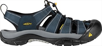 Keen Adult Unisex Newport H2 Walking Sandals, UK 12 Navy/Medium Grey