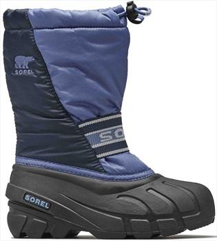 Sorel Cub Kid's Snow Boots, UK Child 9 Blues