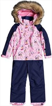 Roxy Paradise Girls/Infant Jumpsuit Snow Suit, 4/5 Yrs Snow Trip