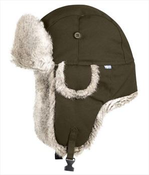 Fjallraven Singi Heater Insulated Winter Hat, M Dark Olive
