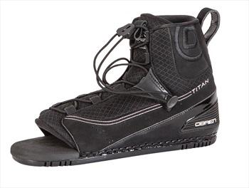 O'Brien Titan Rear Boot Waterski Binding, M To L Black 2019