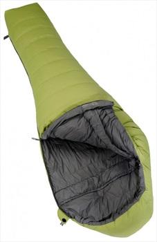 Vango Venom 600 4-Season Down Sleeping Bag, Regular Grasshopper LZ