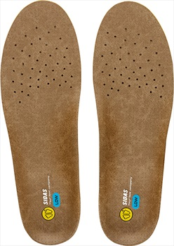 Sidas 3Feet Outdoor Low Hiking/Walking Insoles, L Brown/Blue
