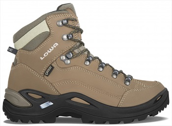 Lowa Renegade GTX Mid Women's Hiking Boots, UK 7 Pebble