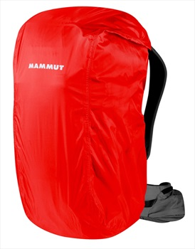 Mammut Raincover Waterproof Backpack Cover S Fire