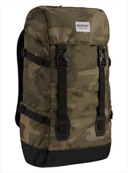 Burton Tinder 2.0 Backpack Rucksack, 30L Worn Camo Print