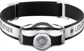 Led Lenser MH5 Headlamp Rechargeable Led Head Torch, 400 Lumens White