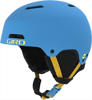 Giro Child Unisex Crue Kids Ski/Snowboard Helmet, M Matte Shock Blue
