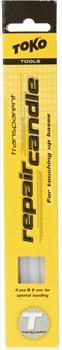 Toko Repair Candle Ski/Snowboard Base Repair, 6mm, Transparent