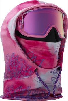 Anon Hooded Clava Anon MFI Only Kid's MFI Facemask, Spring Pink