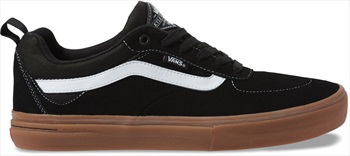 Vans Kyle Walker Pro Skate Shoe, UK 8.5 Black/Gum