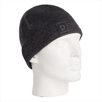 Mystic 2mm Neoprene Beanie Hat, S/M Black Grey