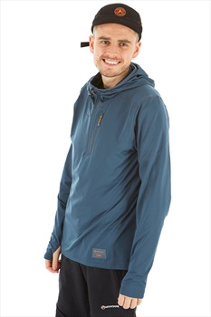 Montane Jam Fleece Hoodie Pull-On, M Orion Blue