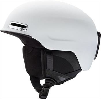 Smith Maze Snowboard/Ski Helmet, S Matte White