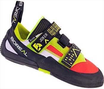Boreal Womens Joker Plus Velcro Rock Climbing Shoe, UK 5 | EU 38