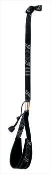 Black Diamond Slider Ice Axe Leash Ice Equipment Tether, Black