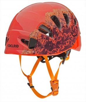 Edelrid Shield 2 Kids Helmet Kids Climbing Helmet, 48- 56 Cm Sahara