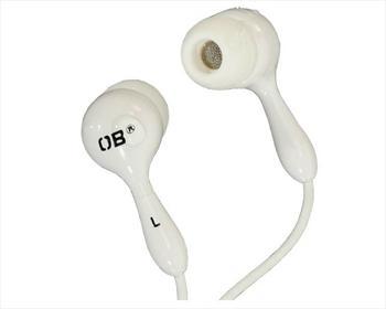 Overboard Waterproof Headphones, White
