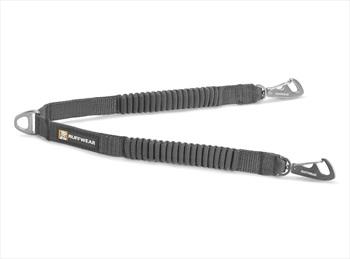 Ruffwear Double Track Coupler Two Dog Lead Splitter Adapter, 30cm Grey