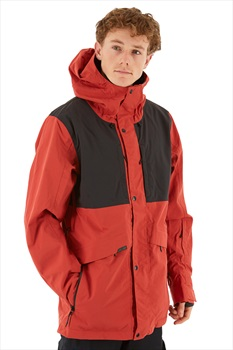 Dakine Wyeast 2-Layer Shell Ski/Snowboard Jacket, M Tandoori Spice