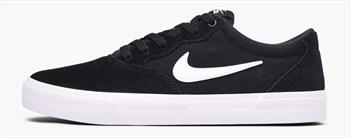 Nike SB Chron Solarsoft Men's Skate Shoes, UK 9.5 Black/White
