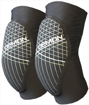 Demon Soft Cap Pro Ski/Snowboard Elbow Pads L Black