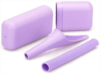 Extreme Shewee Female Urination Device, Lilac