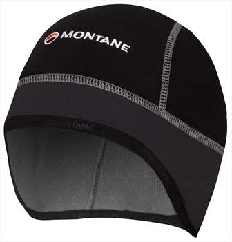 Montane Windjammer Fleece Gore Windstopper Helmet Liner, Black