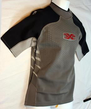 NPX HEATSEEKER 5011 Neoprene Thermal Vest S/S, XS, Grey Black